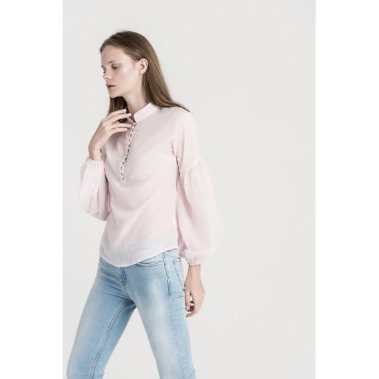 Блуза Рута (рожева)